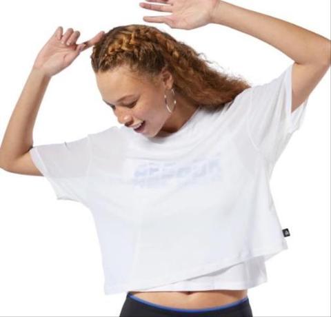 T-shirt Wor Meet You REEBOK