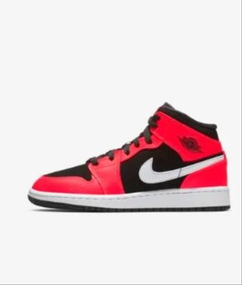 Air Jordan 1 Mid Gs NIKE