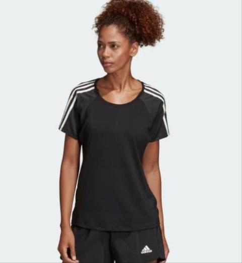 T-shirt training 3 stripes ADIDAS