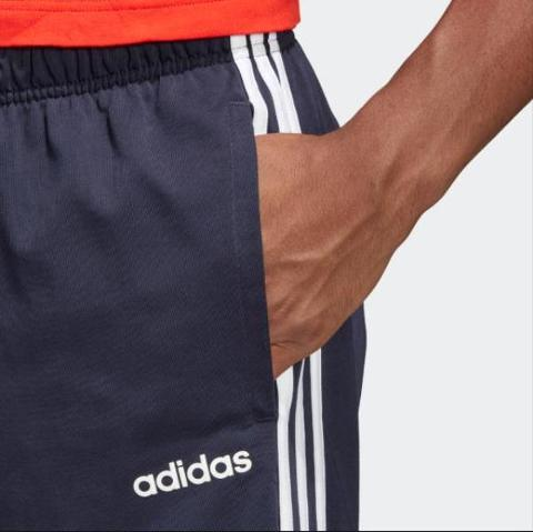 Short essentials 3 stripes jersey ADIDAS
