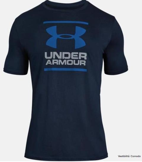 T-shirt Foundation UNDER ARMOUR