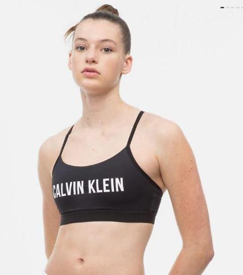 Top logo Calvin Klein Performance