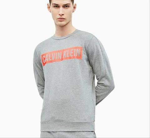 Pullover Logo Calvin Klein Performance