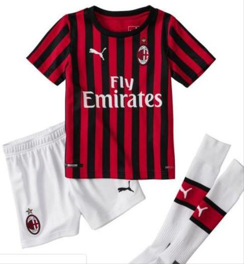 Mini Kit AC Milan Home  PUMA