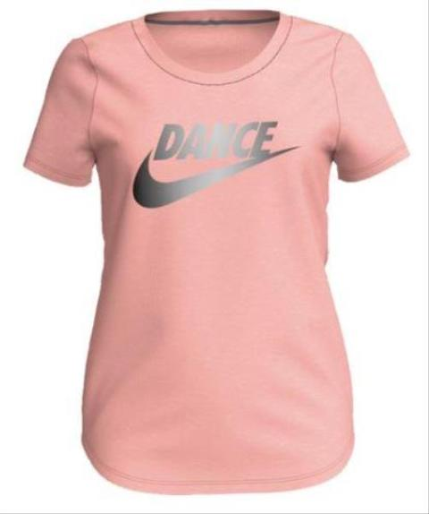 T-shirt tee scoop dance NIKE