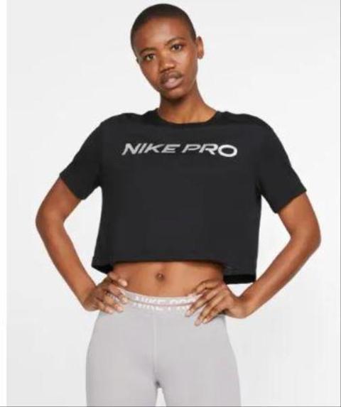T-shirt Crop  pro NIKE