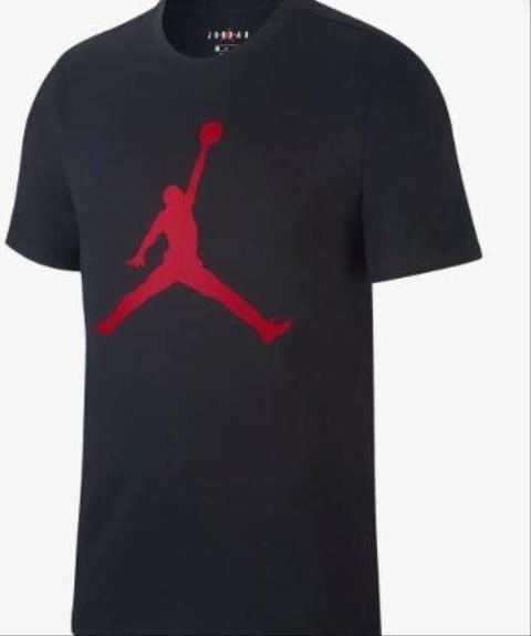 t-shirt jumpman jordan NIKE