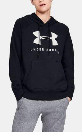 Felpa rival fleece UNDER ARMOUR