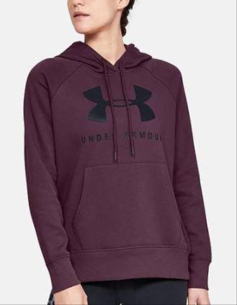 Felpa fleece sport  UNDER ARMOUR