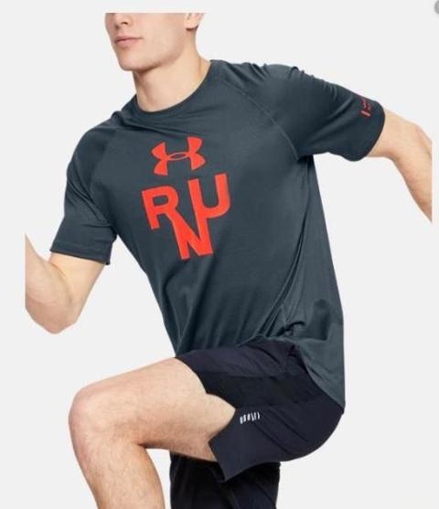 T-shirt qualifier UNDER ARMOUR