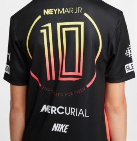 T-shirt DRI-FIT by NEYMAR NIKE