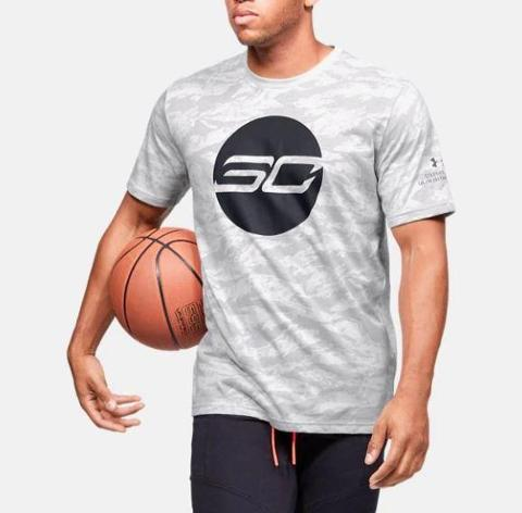 T-shirt Stephen Curry   UNDER ARMOUR