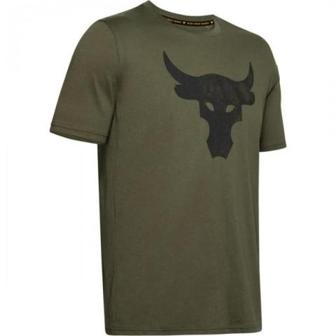 Project Rock Bull T-shirt UNDER ARMOUR