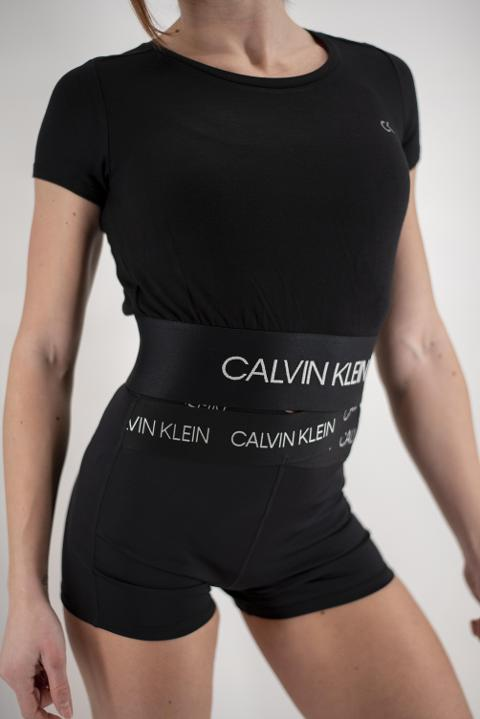 T-shirt Cropped Calvin Klein Performance