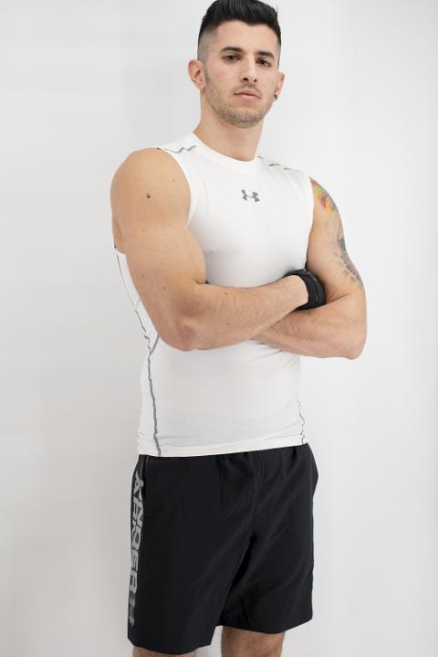 Canotta compression UNDER ARMOUR