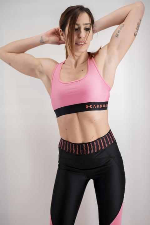 Crossback Bra UNDER ARMOUR