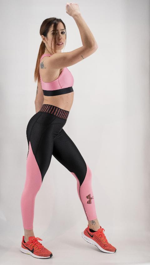 Leggins colorblock UNDER ARMOUR