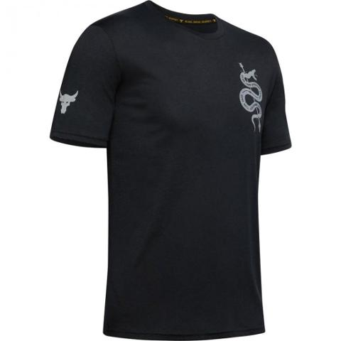 Project Rock Snake T-shirt UNDER ARMOUR