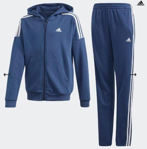 Tuta Jb Cotton ADIDAS