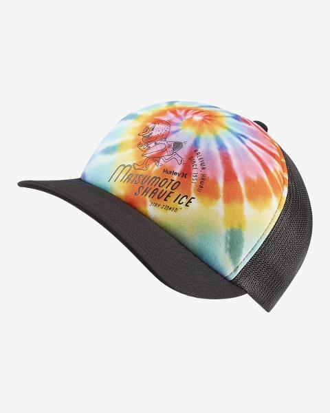 Matsumoto Shave Ice Tie Dye Hat Hurley