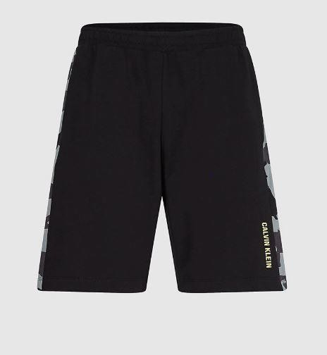 Camo 9 Knit Shorts Calvin Klein Performance