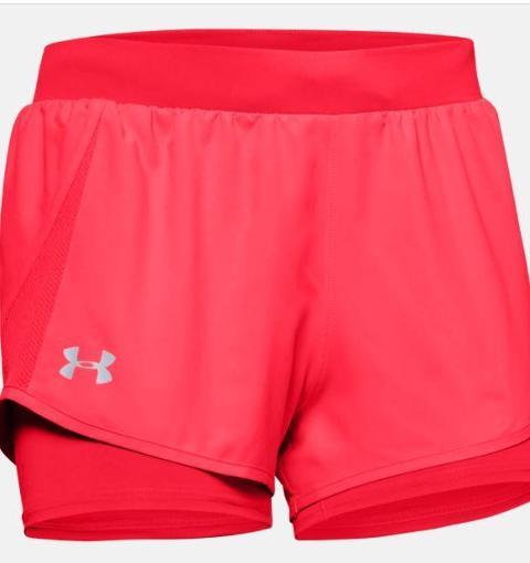 Fly By 2.0 Mini 2 in 1 Short UNDER ARMOUR
