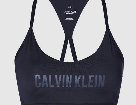 Low Support Bra Calvin Klein Performance