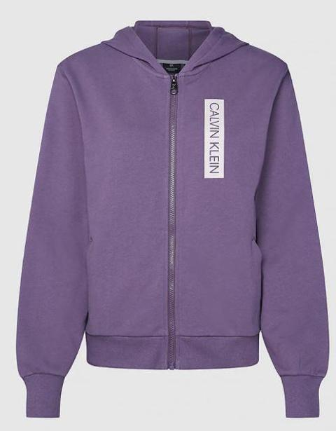 Full Zip Hoody Calvin Klein Performance