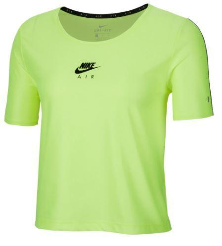 Air Short-Sleeve Running Top NIKE