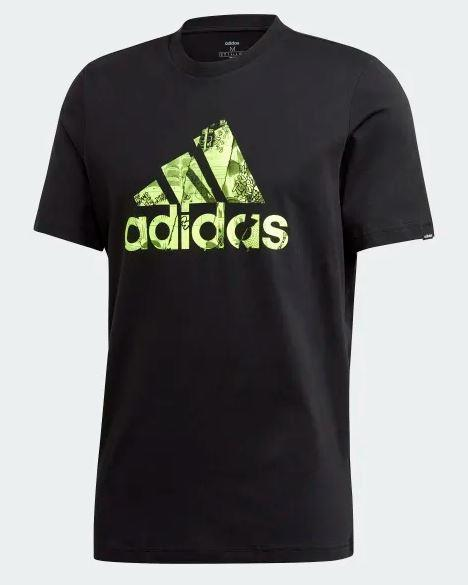 T-shirt Photo Logo ADIDAS