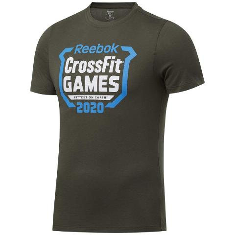 T-shirt croosFit Games REEBOK