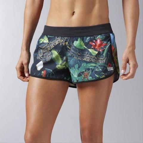 Pantaloncino Crossfit  Hidden  Jungle REEBOK
