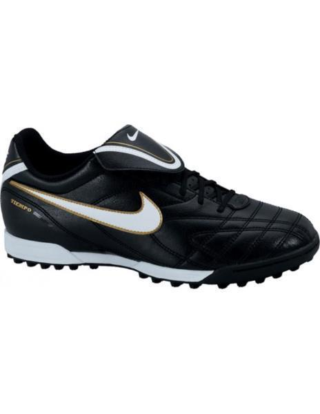 JR TIEMPO NATURAL III TF/BLACK NIKE