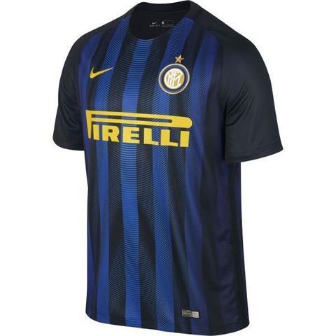 Maglia ufficiale Inter 2016/2017 NIKE