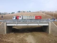 Prove di carico sui ponti stradali