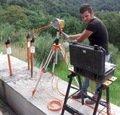 Prova ed analisi ultrasonica Cross-Hole su pali