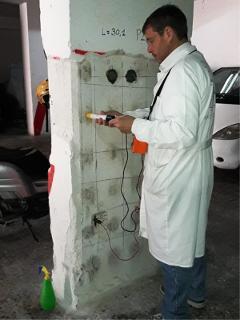Misura del potenziale di corrosione
