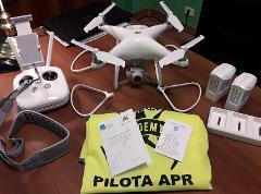 Rilievi ed ispezioni con drone