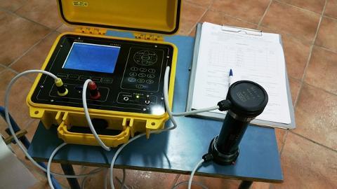Indagini ultrasoniche - Ultrasuoni calcestruzzo cls