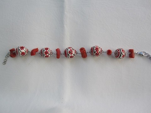 Bracciale artigianale Lemerabiglie Favignana