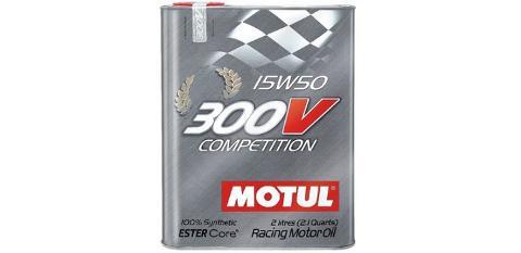 OFFERTA OLIO MOTUL 300V 15w50 - 20w60  LT.2