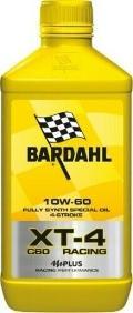 OLIO BARDAHL XT-4 C60 RACING 10W60