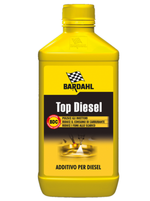 ADDITIVO GASOLIO TOP DIESEL BARDAHL LT.1