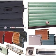 Vendita Serrande/Tapparelle  in Alluminio, Plastica, Pvc, Acciaio Inox (Verniciato, Tutti i Colori)