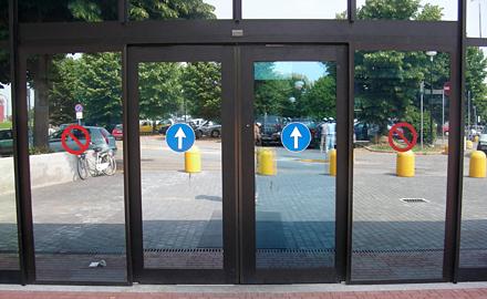 Costruzione/Produzione porte automatiche (in Trapani & Provincia)