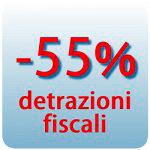 BONUS 55% PER DETRAZIONE FISCALE, PER GLI INFISSI A RISPARMIO ENERGETICO - Proroga