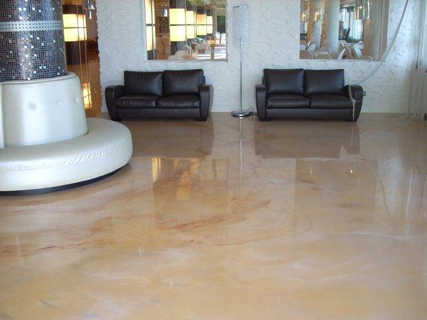 Pavimenti decorativi in resina pavimenti in resina a - Pavimenti decorativi in resina ...