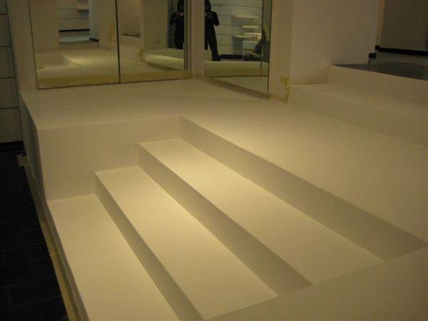 Scale in resina in sicilia resinartitalia scale 1 adrano for Scale rivestite in resina