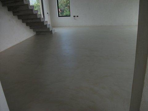 Pavimenti in cemento spatolato a ragusa  catania RESINARTITALIA