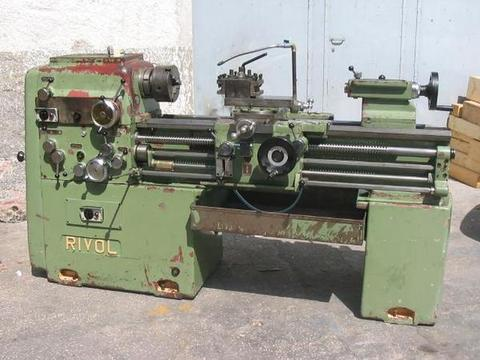 TORNIO PARALLELO RIVOL 1000X200